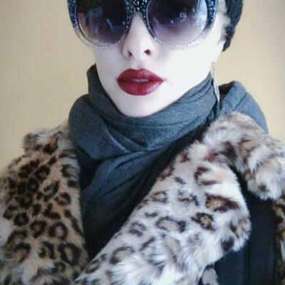 Custom Sparkle Sunglasses