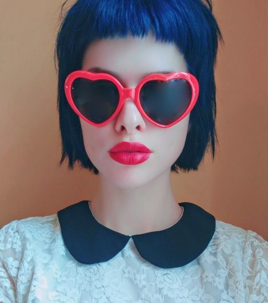 Garnier Nutrisse Ultra Color – Darkest Blue 310 & Previous Blue Hair Experiences ♥